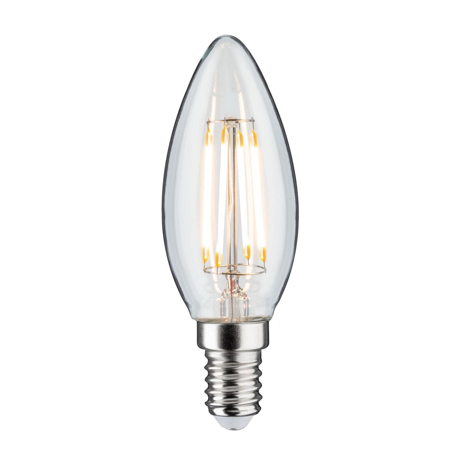 Dove acquistare Candela LED E14 4,8W filamenti 2.700K dimming
