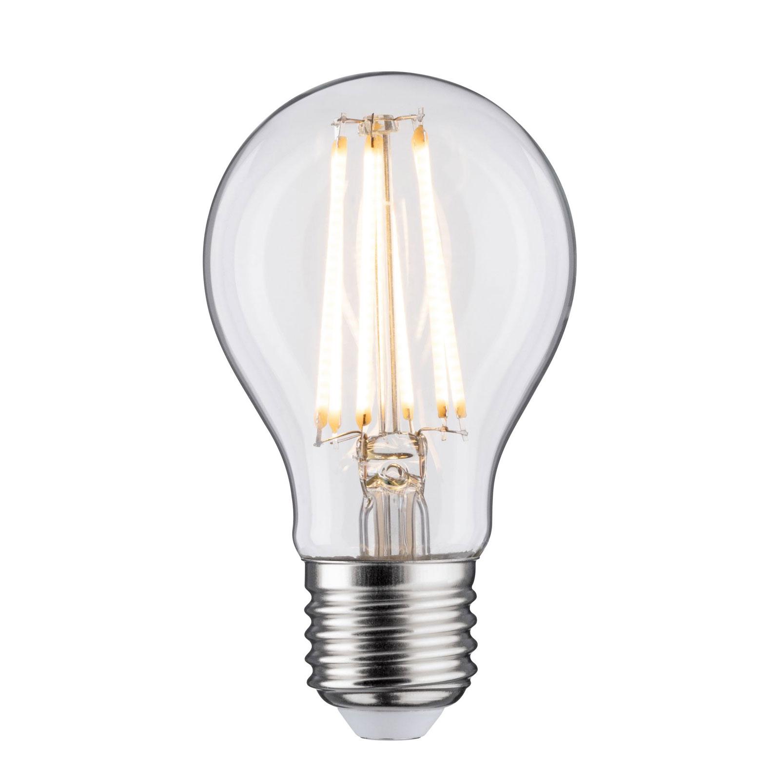 Dove acquistare Lampadina LED E27 9W filamenti 2.700K trasparente