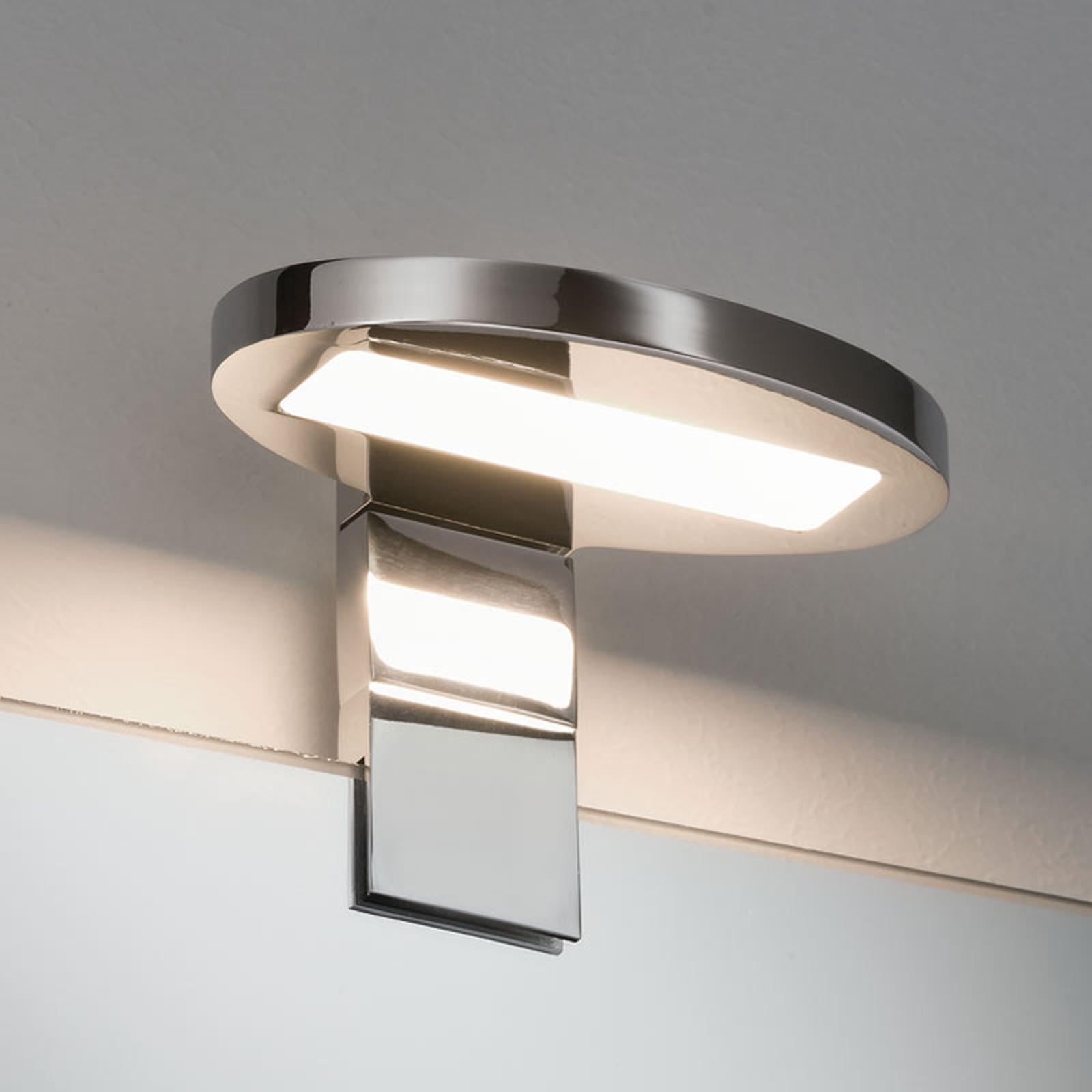 Paulmann Galeria Oval lampada LED da specchi Illuminazione per interni