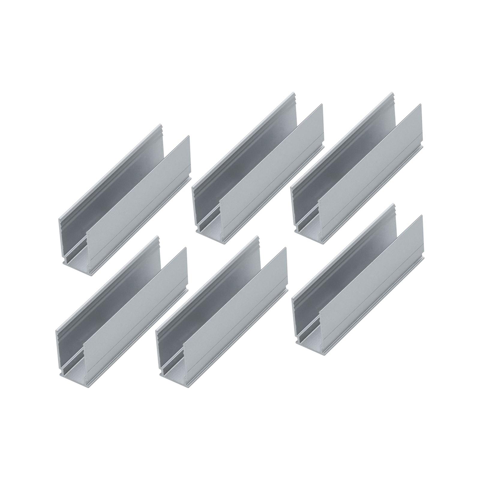 Dove acquistare Paulmann 6 clips 94215, Plug & Shine Neon-Stripe
