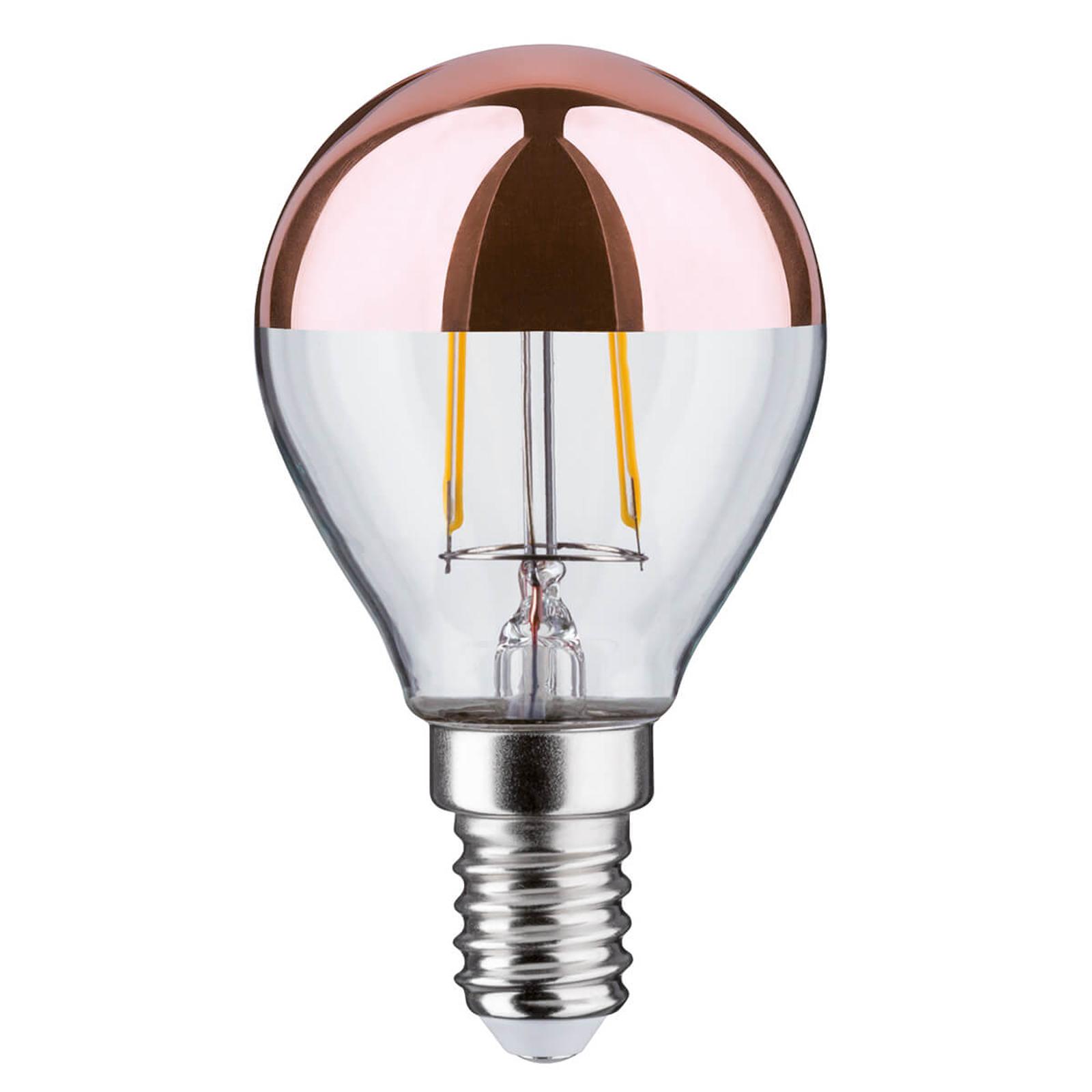 Dove acquistare E14 2,5W 827 lampadina LED con testa specchiata