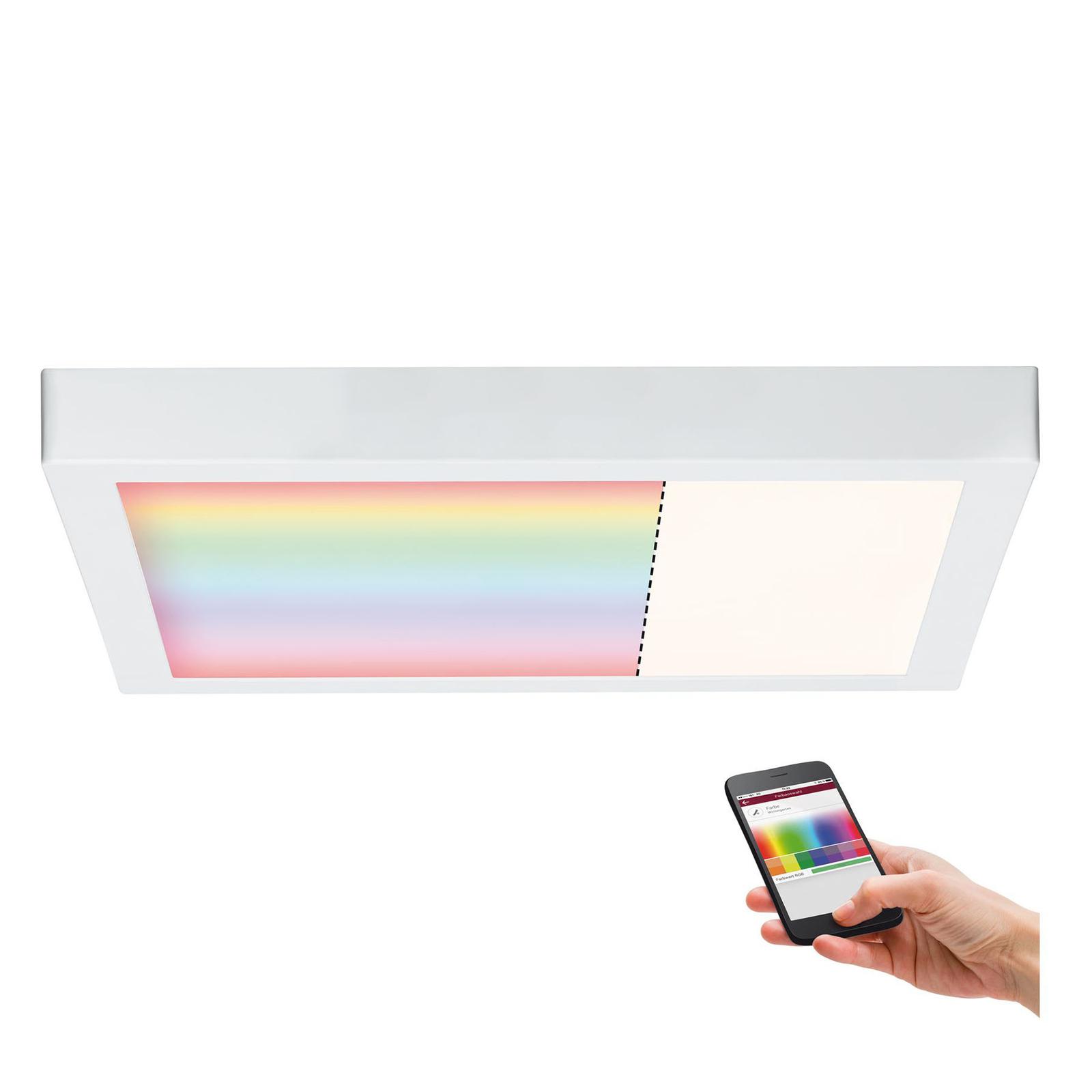 Dove acquistare Paulmann Cesena ZigBee plafoniera LED, 40×40 cm