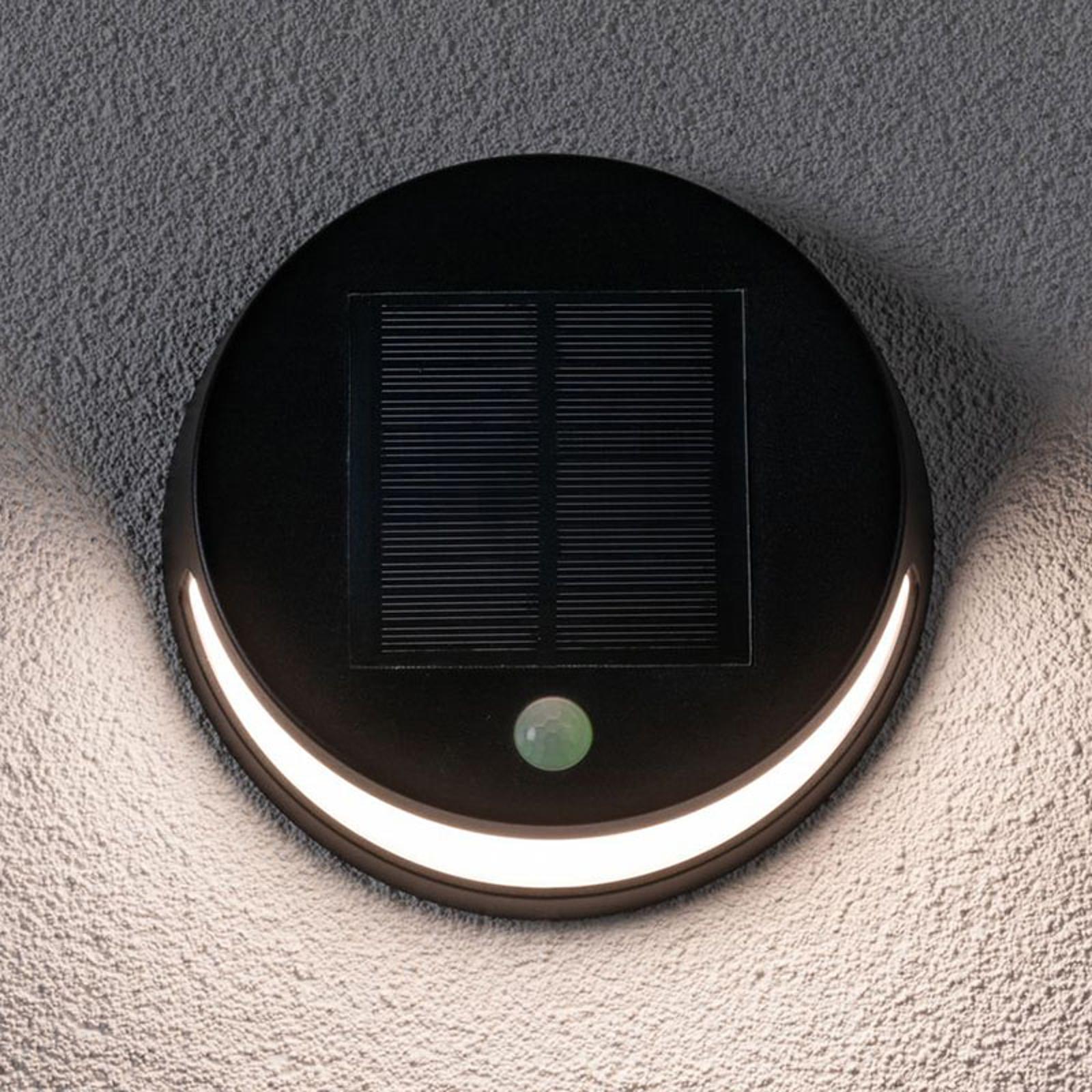 Dove acquistare Paulmann applique LED solare Helena con sensore