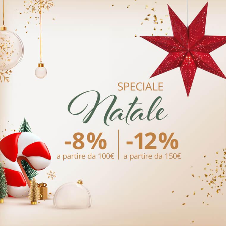 Speciale Natale Lampade.it
