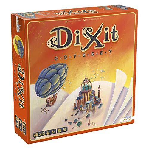 Asmodee - Dixit Odyssey, gioco da tavolo (Libellud DIX03ML1), Edizione Spagnola - 1