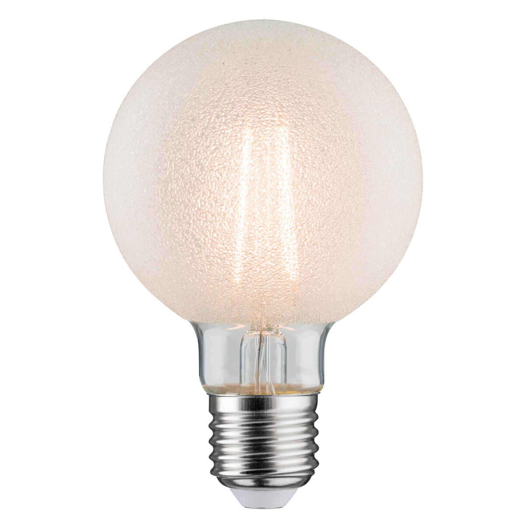 Dove acquistare E27 6W 827 lampadina LED a globo Eiskristall