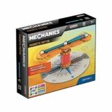 Geomag- Mechanics-Magnetic Motion Compass Gioco da Costruzione, Multicolore, 35 pezzi, 770 - 1