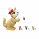 Hasbro FurReal - Mama Josie Il Canguro (Mamma Canguro Peluche Interattivo con Oltre 70 Suoni e Reazioni) - 1