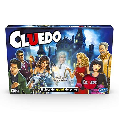 Hasbro Gaming Cluedo col fantasma di Mrs. White - 1
