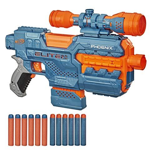 Hasbro - Nerf Elite 2.0-Phoenix CS-6 - 1