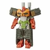 Hasbro Transformers - Bludgeon (Bumblebee Cyberverse Adventures Action Attackers: 1-Step Action Figure da 10,5 cm, Mossa d'Attacco Vortice Tagliente) - 1