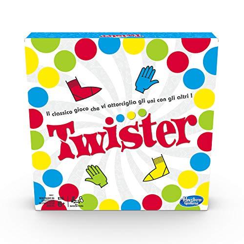 Hasbro Twister Gioco in Scatola Hasbro Gaming - versione 2020 in Italiano - 1