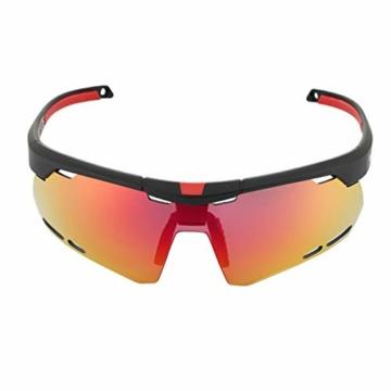 Horus X - Occhiali da Sole Sportivi - Occhiali da Sole con Protezione UV400 - Occhiali Sportivi Bici MTB Ciclismo Corsa all'Aperto - Uomo e Donna - S/M - 3