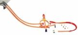 Hot Wheels- Pista Super Creazione con Pezzi Connettibili e Intercambiabili per Gare, Include Tanti Accessori e una Macchinina, Gioco per Bambini di 5+ Anni, GWT46 - 1