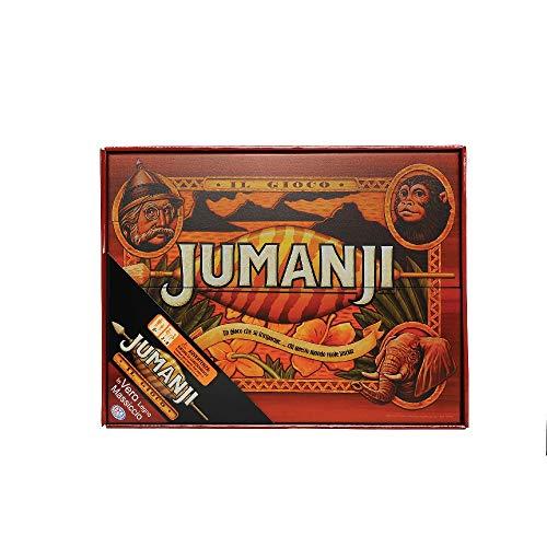 Jumanji Edizione in Legno, il Classico Gioco Vintage Anni '90, 6045571 - 1