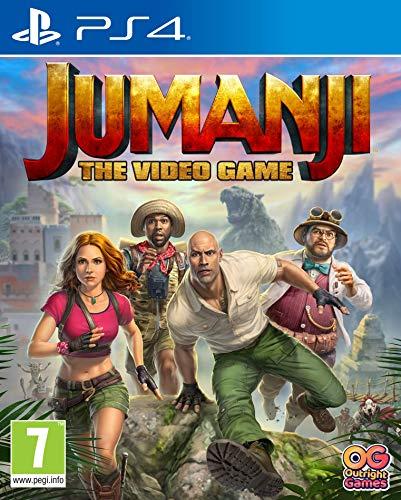 Jumanji: The Video Game PS4 - PlayStation 4 - 1