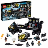 LEGO SuperHeroes DCBatman Bat-baseMobile, Camion con Jet,Quad,Motocicletta e Moto d'Acqua, 76160 - 1