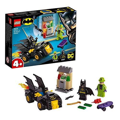 LEGO Super Heroes - Gioco per Bambini Batman e la Rapina dell'Enigmista, Multicolore, 6251534 - 1