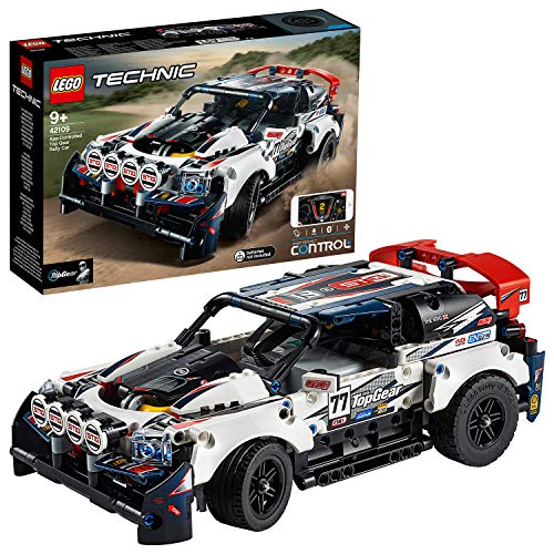 LEGO Technic Auto da Rally Top Gear Telecomandata CONTROL+, Set di Costruzioni, 42109 - 1