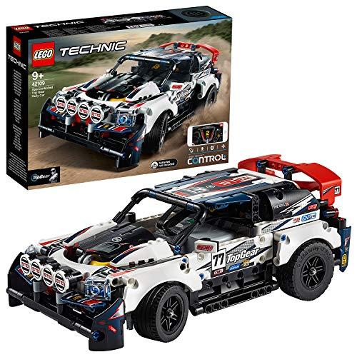 LEGO Technic AutodaRallyTopGearTelecomandata CONTROL+, Set di Costruzioni, 42109 - 1