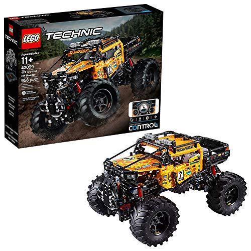 LEGO Technic FuoristradaX-treme4x4, Set di Costruzioni Controllato con App Control +,Movimenti Interattivi e Connessione Bluetooth, 42099 - 1
