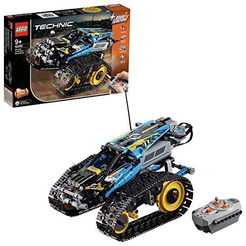 LEGO Technic StuntRacerTelecomandato,Replica di Auto da Corsa 2in1con Funzioni Motorizzate,Set da Costruzione,Collezione Veicoli da Corsa, 42095 - 1