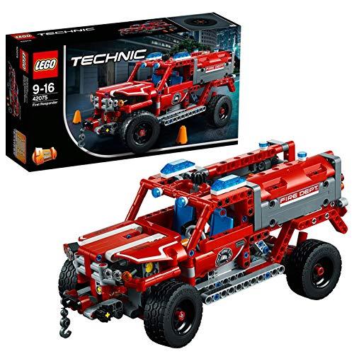 LEGO- Technic Unità di Primo Soccorso, Multicolore, 42075 - 1