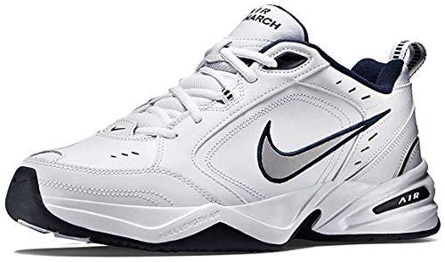 Nike Air Monarch IV, Scarpe da Fitness Uomo, Bianco, 41 EU - 1