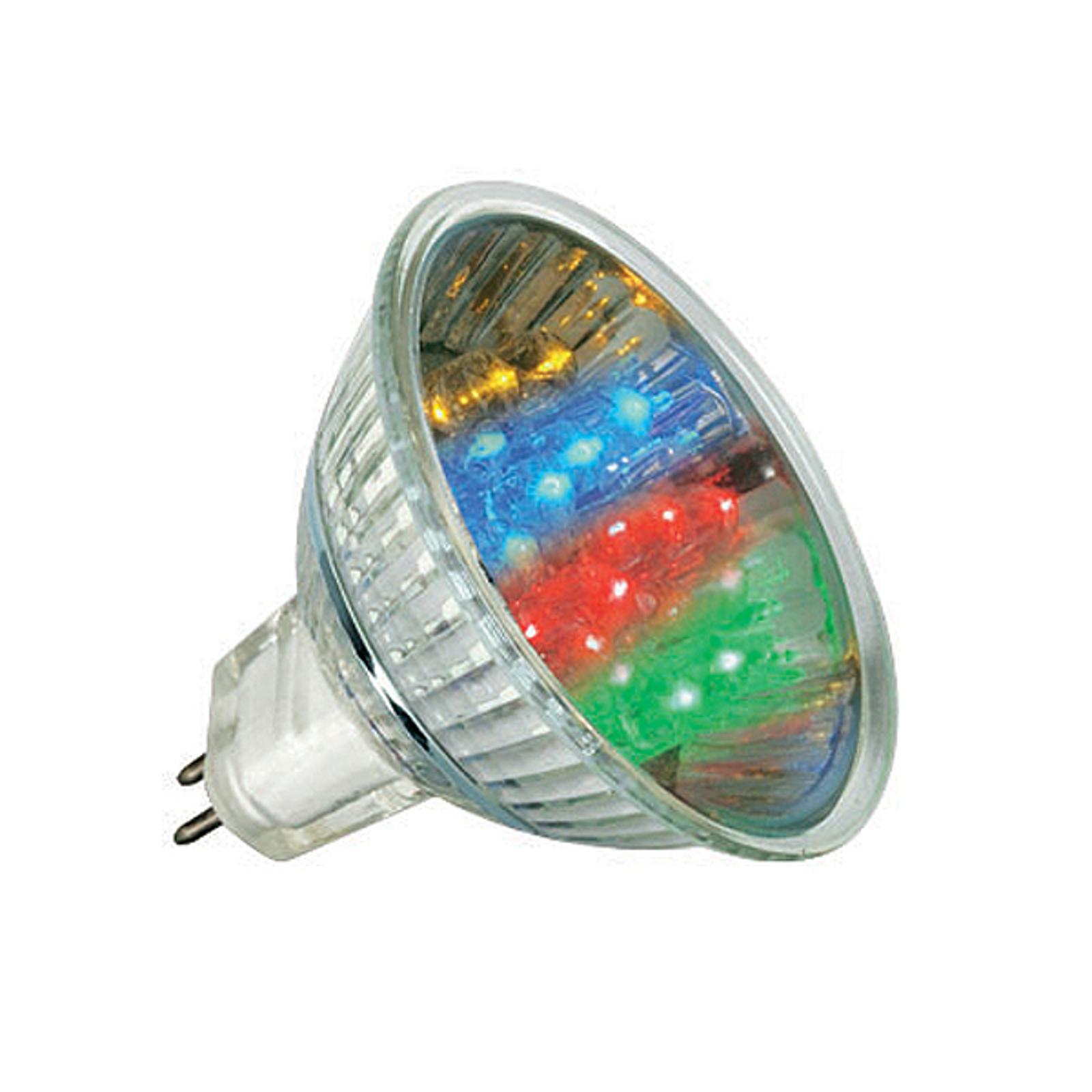 Dove acquistare GU5,3 MR16 1W LED a riflettore multicolore