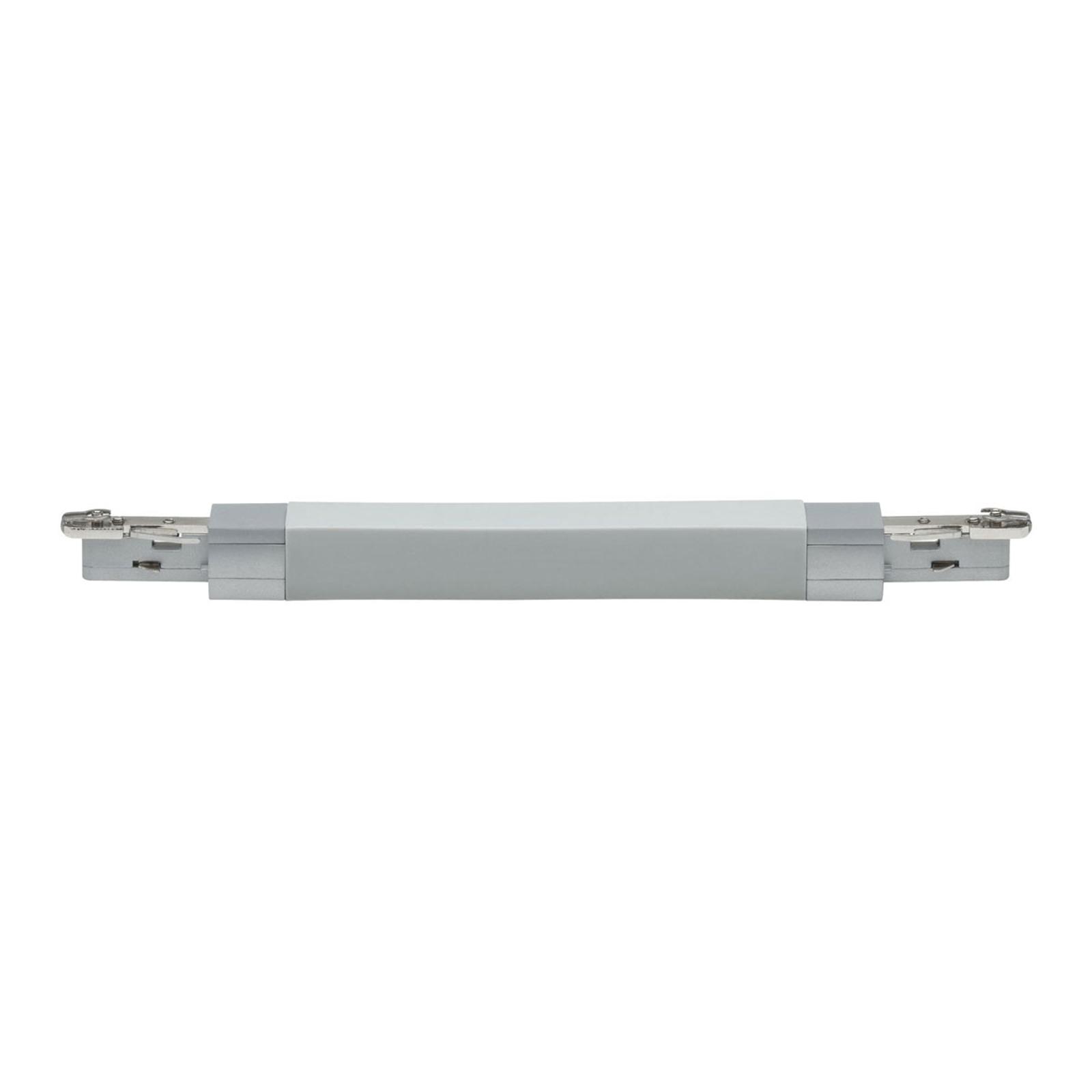 Paulmann URail Flex II connettore, cromato opaco Illuminazione per interni