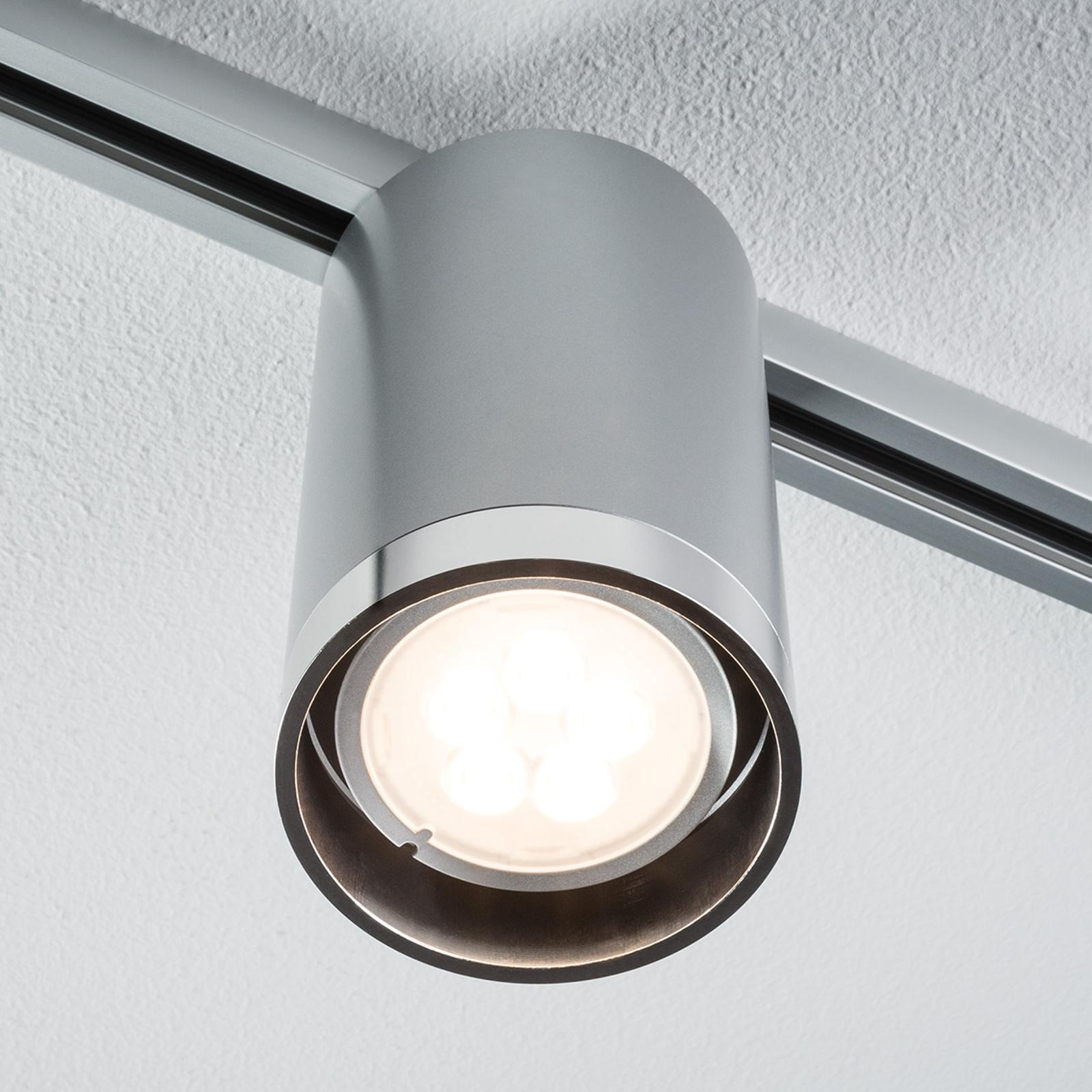 Dove acquistare Paulmann URail Tube faretto LED cromo fisso 6,5W
