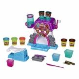 Play-Doh - La Fabbrica dei cioccolatini (Playset Kitchen Creations con 5 vasetti di Pasta da Modellare Play-Doh) - 1