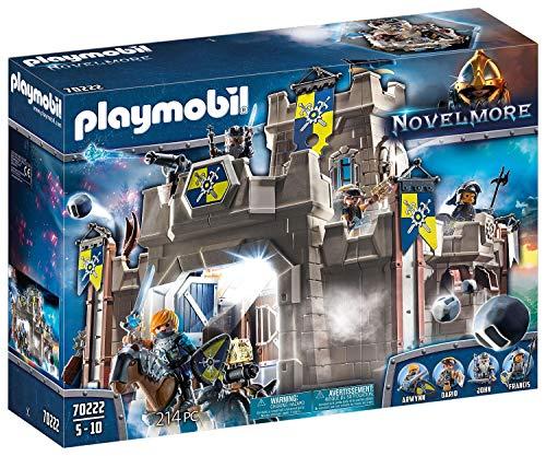 Playmobil 70222 - Castello Di Novelmore, 214 pezzi, dagli 8 anni - 1