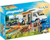 Playmobil 9318 - Camper con Quad e Canoa - 1