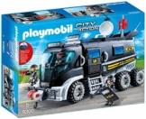 Playmobil City Action 9360 - Veicolo Unità Speciale con Luci e Suoni, dai 4 anni - 1
