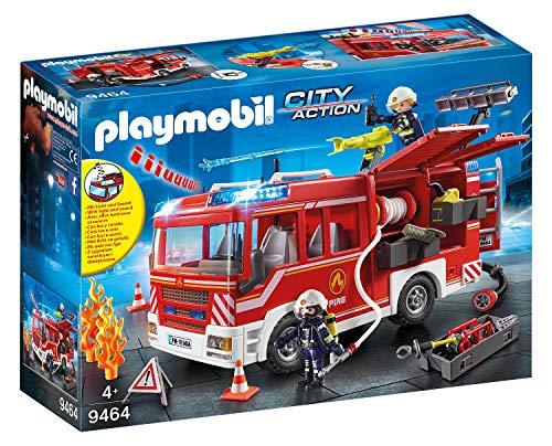 Playmobil City Action 9464 - Autopompa dei Vigili del Fuoco, dai 4 anni - 1