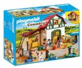 Playmobil Country 6927 - Maneggio dei Pony con Animali e Fienile, dai 4 anni - 1