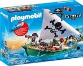 Playmobil Pirates 70151 - Nave pirata con motore subacqueo, dai 4 anni - 1