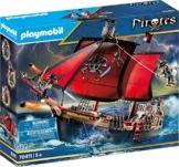 Playmobil Pirates 70411 - Galeone dei Pirati, dai 5 anni - 1