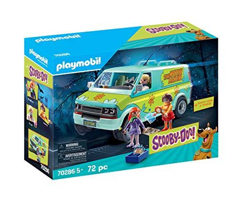 PLAYMOBIL SCOOBY-DOO! 70286 - Mystery Machine - 1