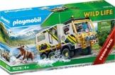 Playmobil Wild Life 70278 - Camion Della Missione Avventura, dai 4 anni - 1
