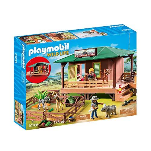 Playmobil Wild Life 70766 - Caserma dei Rangers - 1
