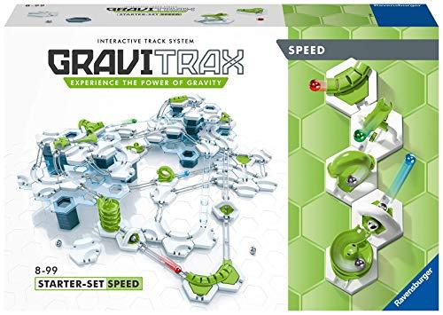 Ravensburger Gravitrax StarterSet Speed 27412, Gioco di Costruzioni STEM, 1+ Giocatori, per Bambini e Bambine a Partire da 8 Anni - 1