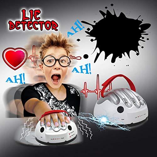 Rilevatore di bugia per elettroshock: per favore, dì la verità - 1