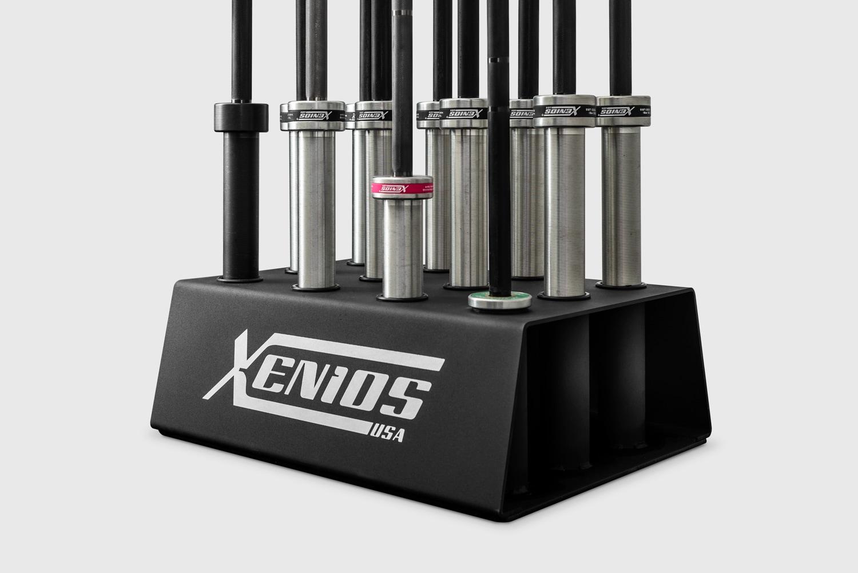 Floor Bars Rack – 12 Bars attrezzature sportive