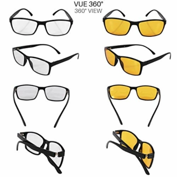 SFL + Optics. - Occhiali gaming - occhiali anti luce blu - occhiali computer - occhiali gamer - occhiali filtro luce blu - occhiali videogiochi - occhiali pc - occhiali videogame - 4