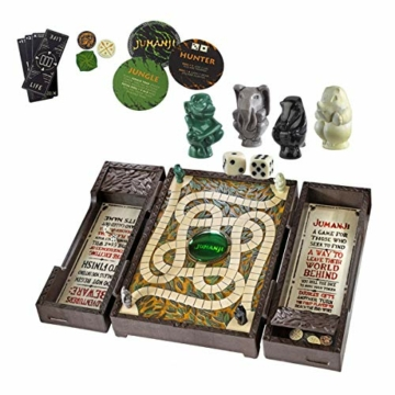 The Noble Collection La Collezione Nobile Jumanji Gioco da Tavolo Replica - 1