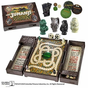 The Noble Collection La Collezione Nobile Jumanji Gioco da Tavolo Replica - 2