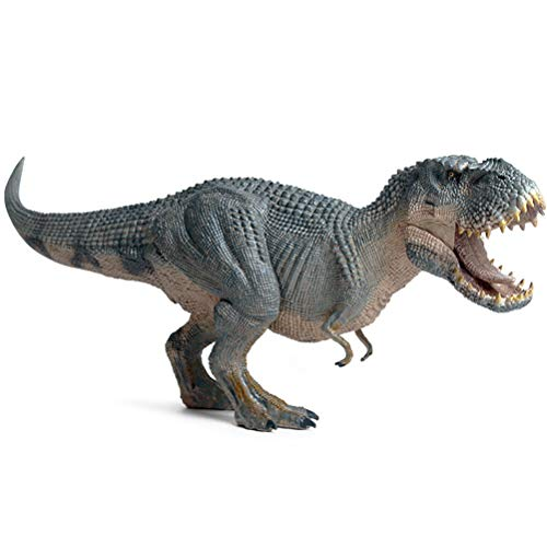 TYTOGE Jurassic World Indominus Rex Giocattolo Modello Realistico di Dinosauro con Mandibola Mobile Ottimo per Collezionisti - 1
