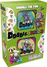 Zygomatic Dobble Junior - Gioco di carte (versione inglese) - 1